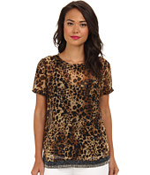 KUT from the Kloth - Leopard Top