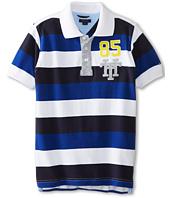 Tommy Hilfiger Kids - Page Stripe Polo (Big Kids)