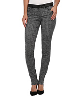 KUT from the Kloth - Diana Skinny in Black/Silver