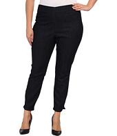 NYDJ Plus Size - Plus Size Millie Pull-On Ankle Jean in Dark Enzyme