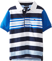 Tommy Hilfiger Kids - Connor Rugby Polo (Toddler/Little Kids)