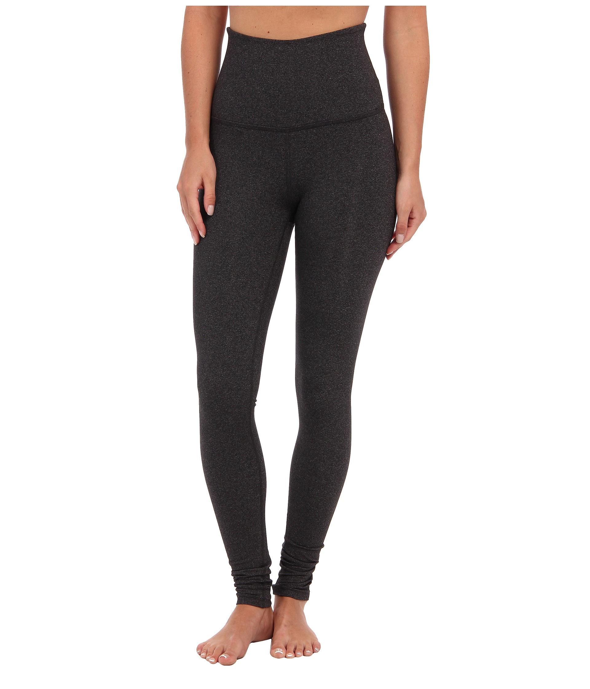 High Waisted Yoga Capris - The Else