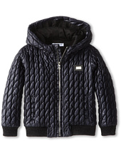 Dolce & Gabbana - Quilted Nylon Zip-Up Hoodie (Infant)