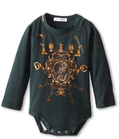 Dolce & Gabbana - Heraldic Print Long Sleeve Jumper (Infant)