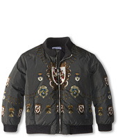 Dolce & Gabbana - Graphic Print Down Jacket