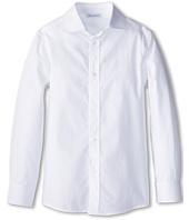 Dolce & Gabbana - Long Sleeve Button Up Shirt (Toddler/Little Kids)