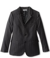 Dolce & Gabbana - Pinstripe 2-Button Suit Jacket (Big Kids)