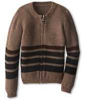 Dolce & Gabbana - Striped Zip-Up Wool Cardigan (Toddler/Little Kids)