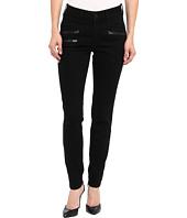 NYDJ Petite - Petite Alina Legging w/ Zips in Black