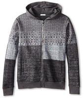 Dolce & Gabbana - Printed Zip-Up Hooded Sweatshirt (Big Kids)