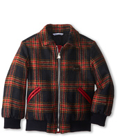 Dolce & Gabbana - Tartan Zip-Up Collared Jacket (Toddler/Little Kids)