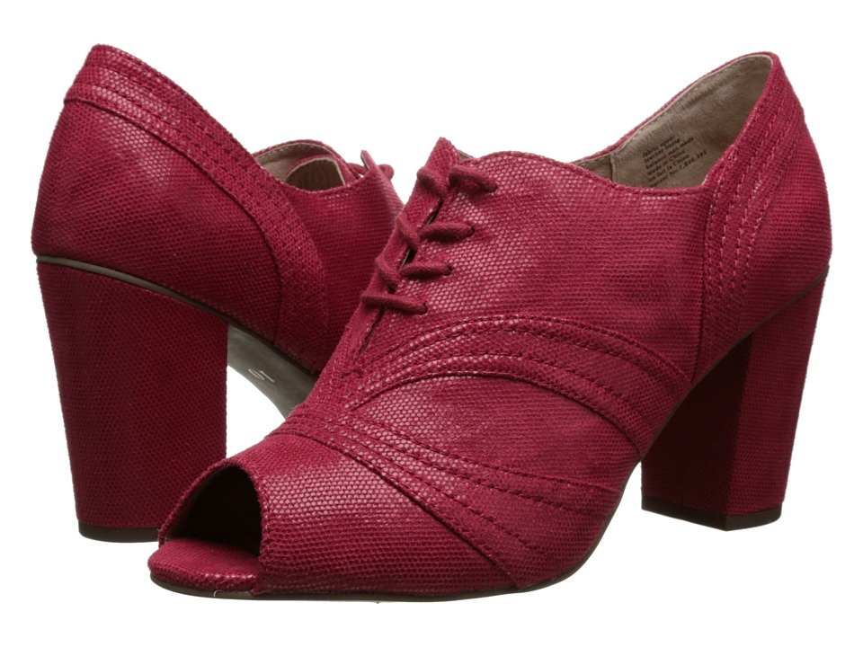 Seychelles Eternity (Red Suede) High Heels