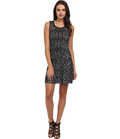 Graham and Spencer - POD4103 Jacquard Print Dress