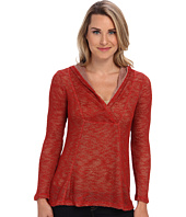 Miraclebody Jeans - Helen Hooded Tunic w/ Body-Shaping Inner Shell