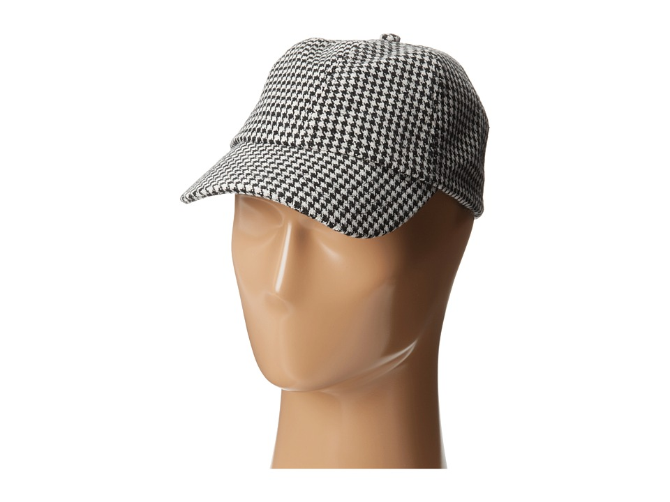 San Diego Hat Company - CTH3702 Wool Blend Cap (Houndstooth) Caps