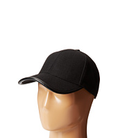 San Diego Hat Company - CTH3700 Wool Cap with Faux Leather Trim
