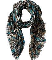 San Diego Hat Company - BSS1430 Snakeskin Print Fabric Scarf