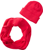 San Diego Hat Company - KNH3338 Knit Scarf & Beanie Set