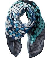 San Diego Hat Company - BSS1407 Multi Circle Print Fabric Scarf