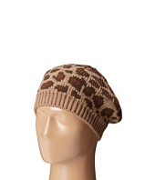 San Diego Hat Company - KNH3316 Leopard Knit Beret