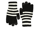 KNG3150 Knit Gloves with Text Friendly Fingers
