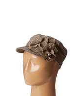 San Diego Hat Company - CTH3710 Wool Blend Tweed Cadet with Herringbone Flower