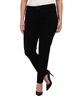 NYDJ Plus Size - Plus Size Jade Legging Super Stretch in Black