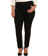 NYDJ Plus Size - Plus Size Sheri Skinny Coated Denim