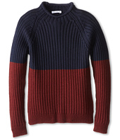Dolce & Gabbana - Colorblock Pullover Sweater (Toddler/Little Kids)