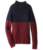 Dolce & Gabbana Kids - Colorblock Pullover Sweater (Big Kids)