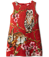 Dolce & Gabbana - Sleeveless Printed Shift Dress (Toddler/Little Kids)