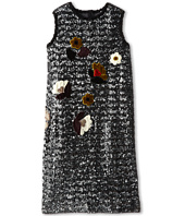 Dolce & Gabbana Kids - Sequin Shift Dress (Big Kids)