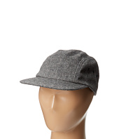 San Diego Hat Company Kids - CTK3420 Herringbone Wool Blend Cap w/ Grommets (Little Kids)