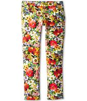 Dolce & Gabbana - Floral Print Capri Pant (Big Kids)