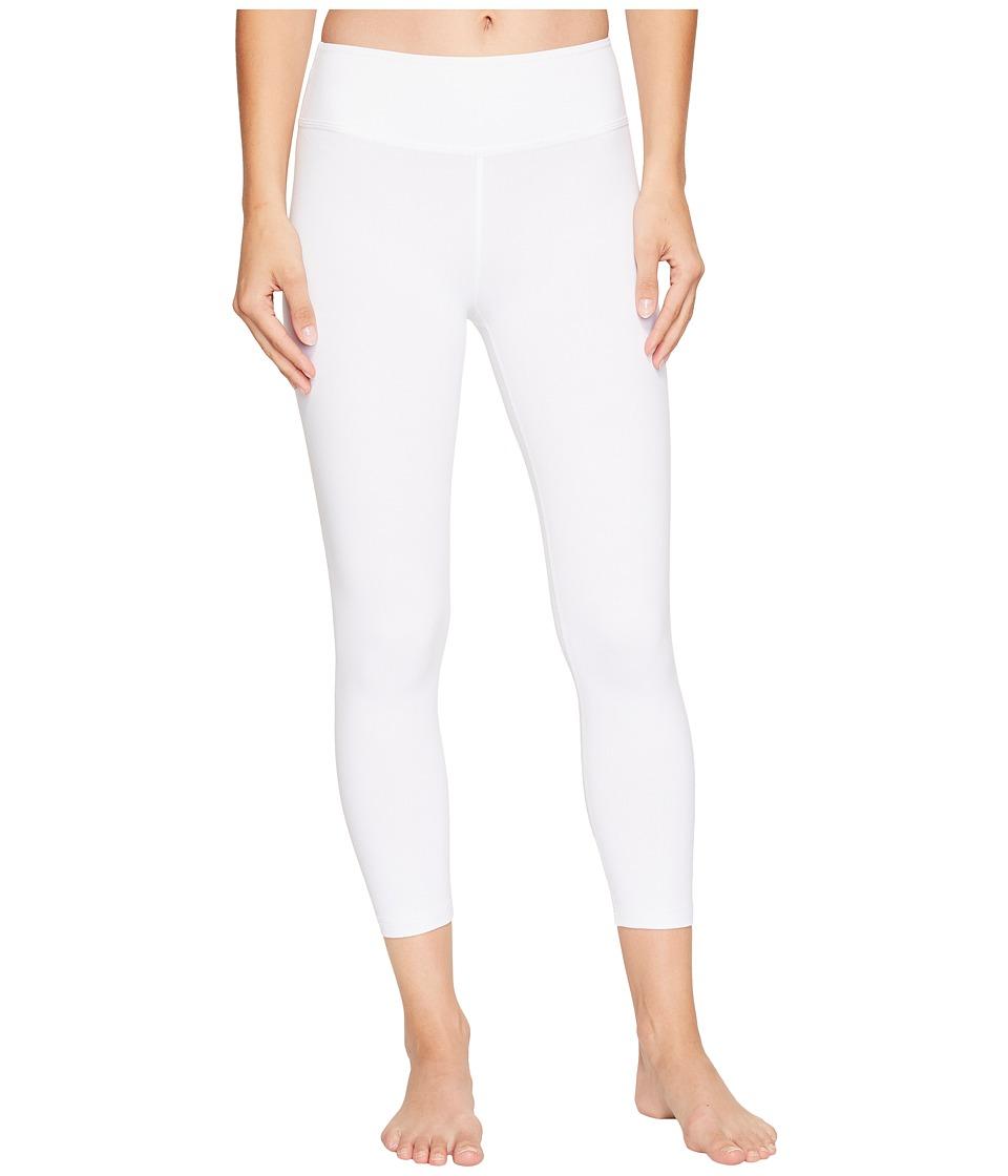 Image of Beyond Yoga - Capri Legging (White) Women's Capri