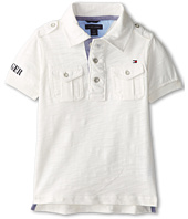 Tommy Hilfiger Kids - S/S Damien Polo (Toddler/Little Kid)
