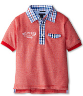 Tommy Hilfiger Kids - S/S Jacoby Polo (Toddler/Little Kid)