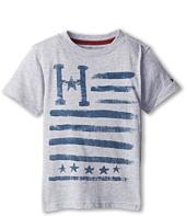 Tommy Hilfiger Kids - S/S Orson V-Neck Tee (Toddler/Little Kid)