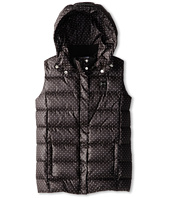 Dolce & Gabbana - Polka Dot Down Vest (Big Kids)