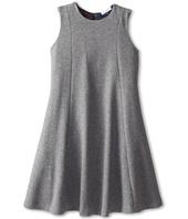 Dolce & Gabbana - Sleeveless Trapeze Dress (Big Kids)