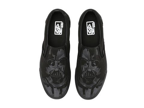 Star Wars x Vans Slip On Shoes