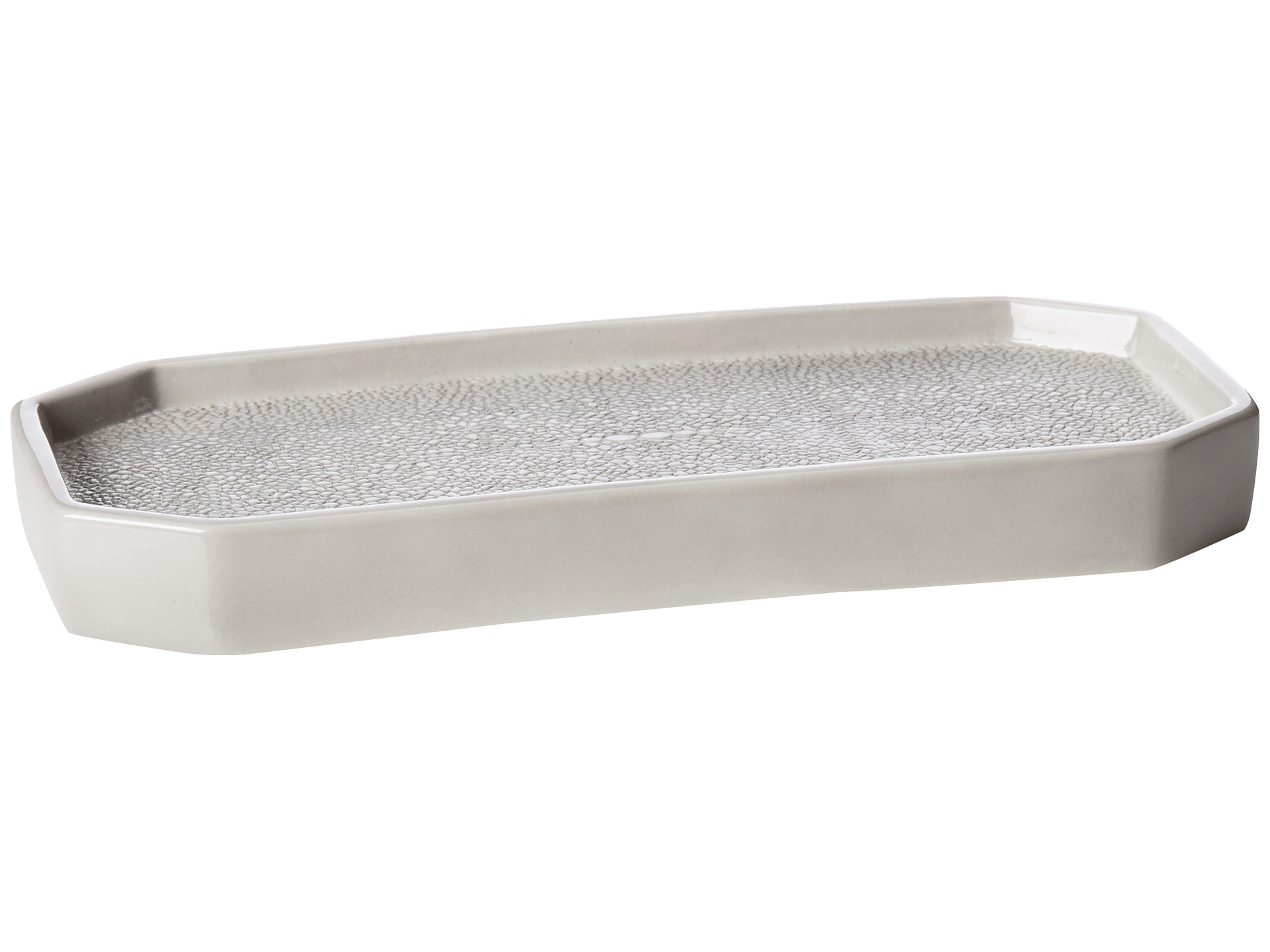 No results for kassatex shagreen bath accessories tray for Bathroom accessories with tray