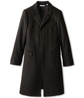 Dolce & Gabbana - Long Wool Coat (Big Kids)