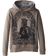Dolce & Gabbana - Graphic Hooded Sweatshirt (Big Kids)