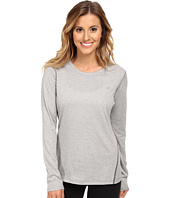 New Balance - Heathered L/S Top