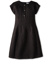 Dolce & Gabbana Kids - Short Sleeve Jacquard Dress (Big Kids)