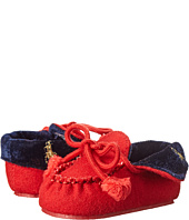 Ralph Lauren Layette Kids - Fold Down Moc Slipper (Infant/Toddler)