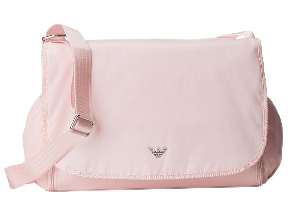 Armani Junior Diaper Bag 0S241KH4F Rosa Pink Diaper Bags