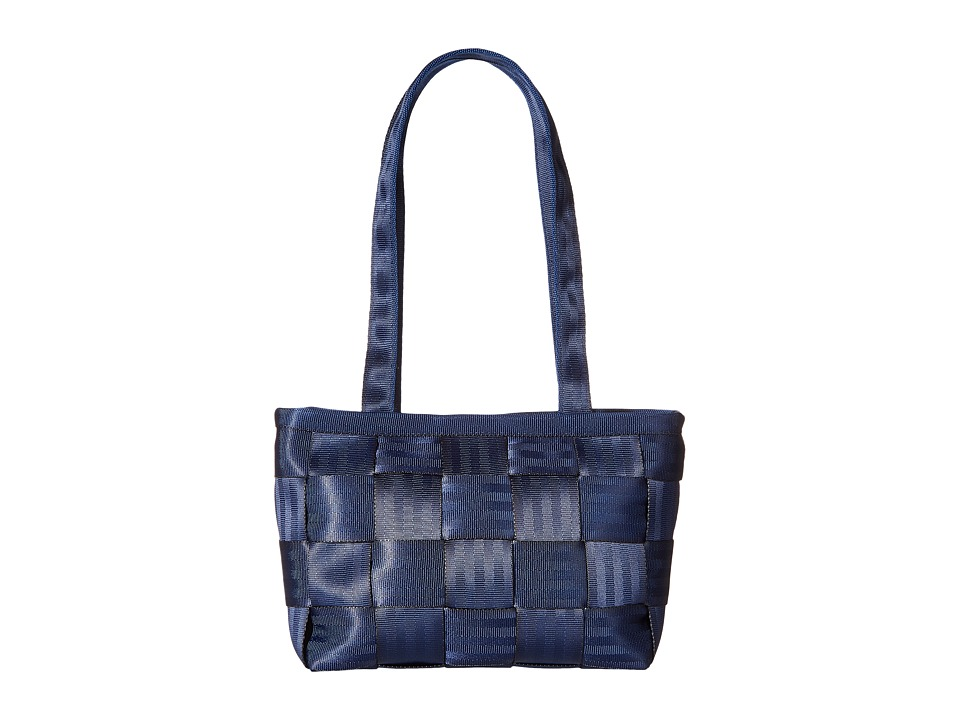 Harveys Seatbelt Bag - Medium Tote (Indigo 1) Shoulder Handbags