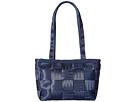 Harveys Seatbelt Bag Medium Tote (Indigo 1)